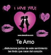 ♥Te amé