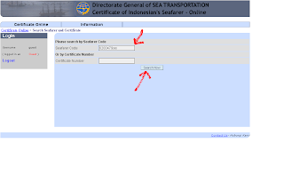 Seafarer Database pelaut_go_id_v2_1 search now