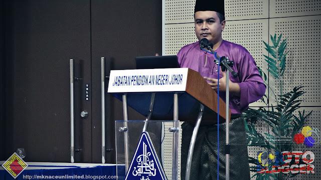 Ceramah Bulanan JPN Johor Bil.1/2016 : Hidup Sejahtera, Bahagia dan Berkualiti