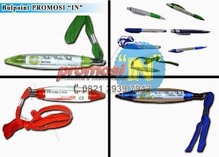 Bolpoint Promosi Perusahaan, Grosir Pulpen Murah, Pesan Bolpen Promosi, Pulpen Promosi Sablon,