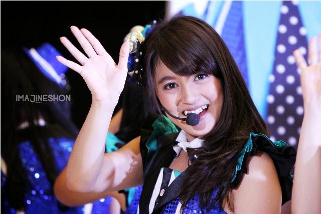 Foto Nabilah Ratna Ayu JKT48 di IM3 Play Lauching