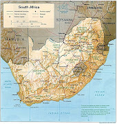South Africa Map Picture. South Africa Map Pictures (south africa map)
