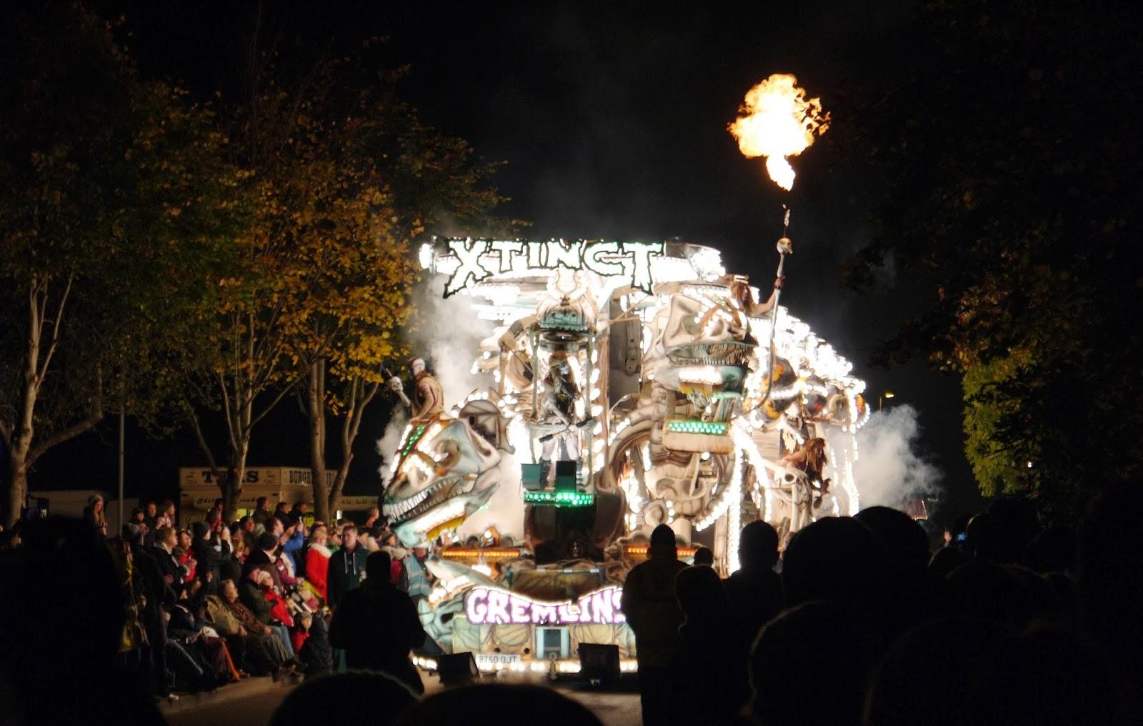 Glastonbury Carnival 2013