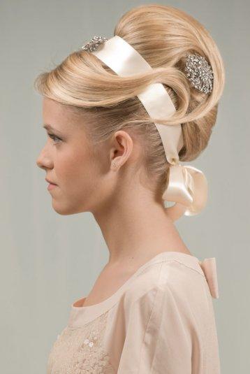 Peinados para mujer hombre y ni os peinados para una boda sencillos laboriosos y elegantes - Peinados elegantes para una boda ...