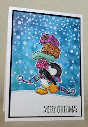 Christmas Card Tally 2016