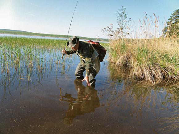 Как выбрать вейдерсы для рыбалки