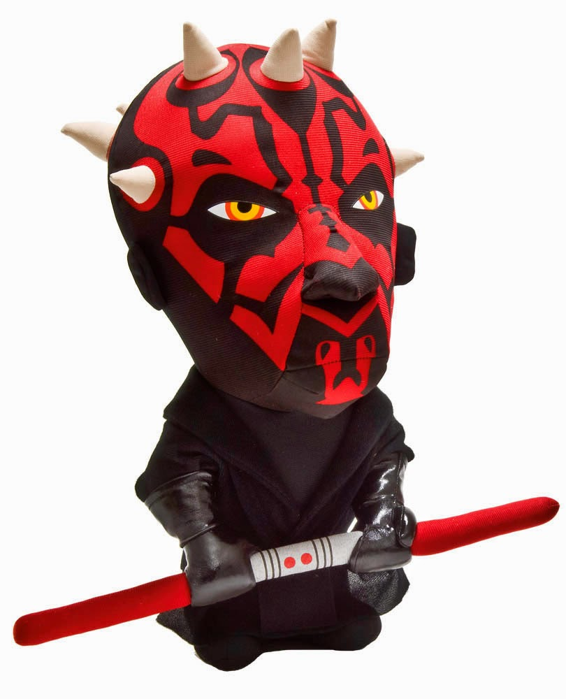 Peluche Darth Maul