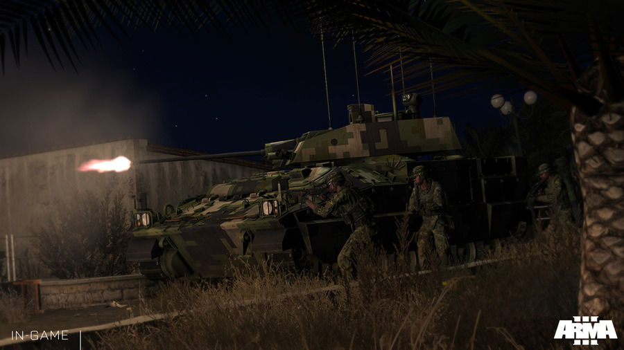 ArmA 3 screenshot
