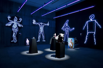 Ultra Violet Installation View