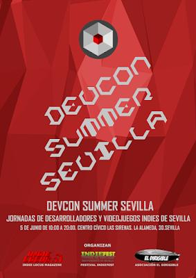 Cartel de la DevCon
