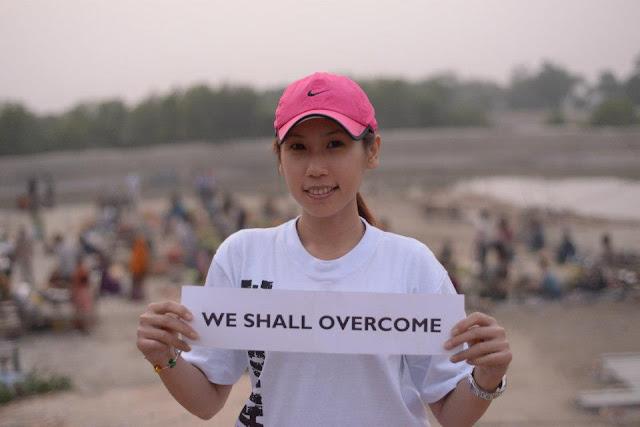 Famine Advocate 2013 Lee Ling Elle