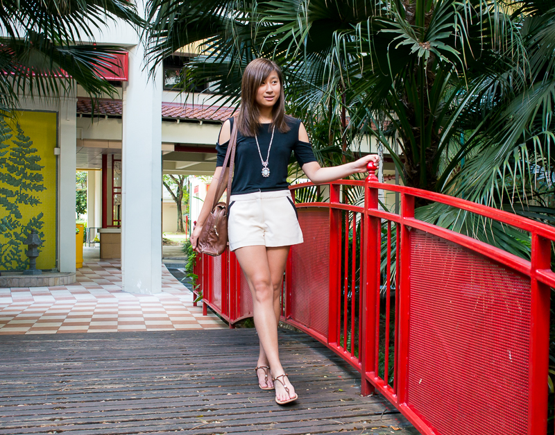 Fashion Outfit feat. Forever 21 and happiness boutique