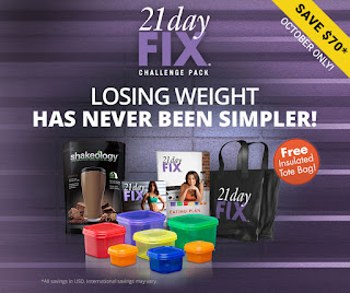 21 day fix, 3 day refresh, sale, discount, challenge pack, free gift