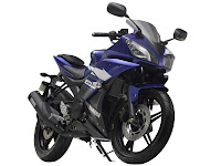 Yamaha R15 V2.0 Racing Blue