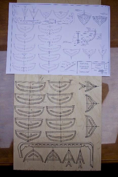 barca realizada por marcelino de asturias un estupendo trabajo de marquetera perfecto trabajo para exponer en un beln