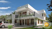 Modern 5 Bedroom House Plans