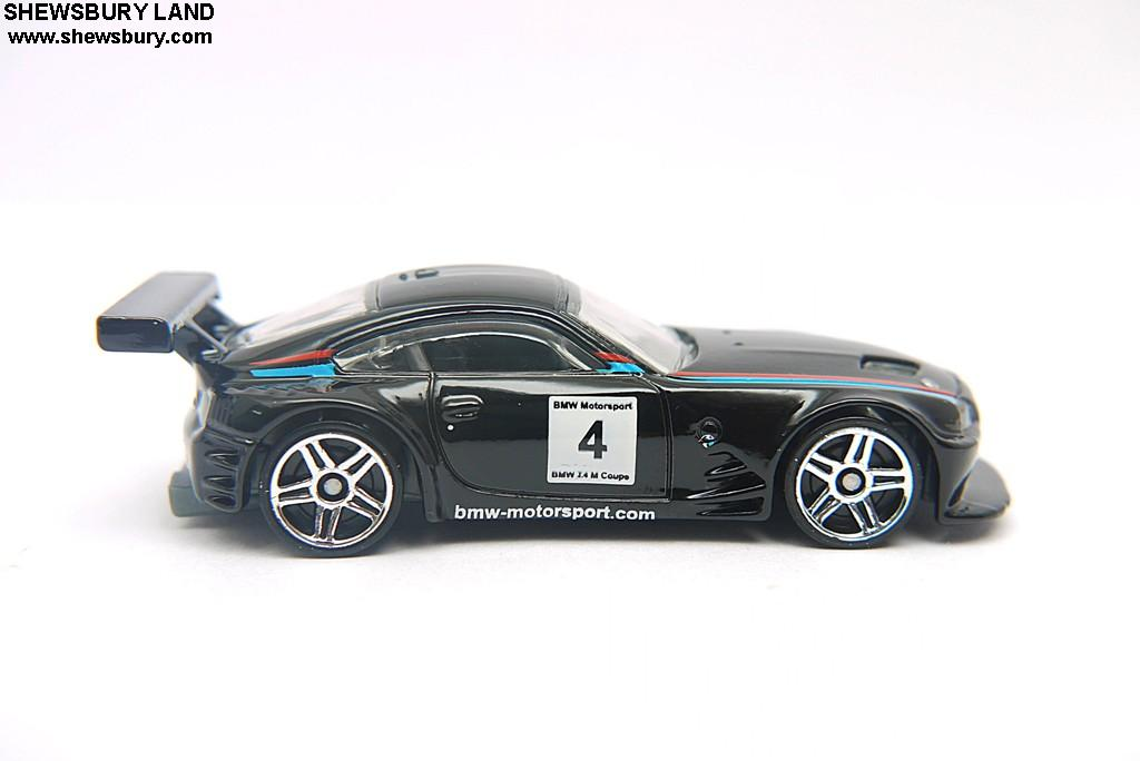Hot Wheels Bmw Z4 M Coupe