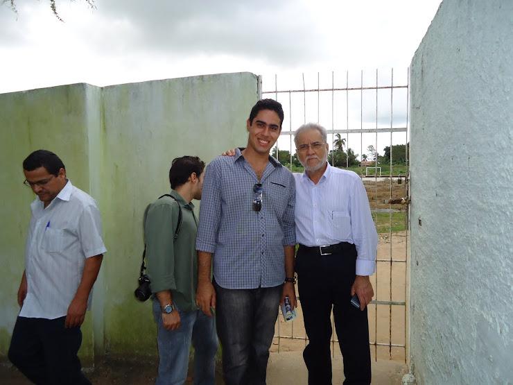 ADRIANO E O DEP. EMILIANO