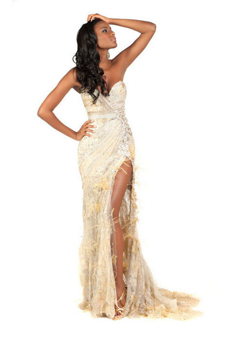 Best Miss Universe 2011 Evening Gown