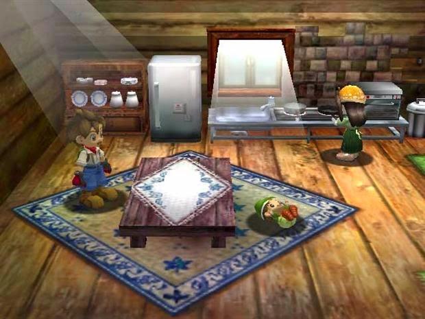 Menikah Di Game Harvest Moon: A Wonderful Life