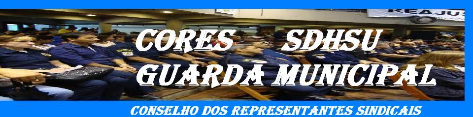 CORES SMDHSU                                                                  GUARDA MUNICIPAL POA.