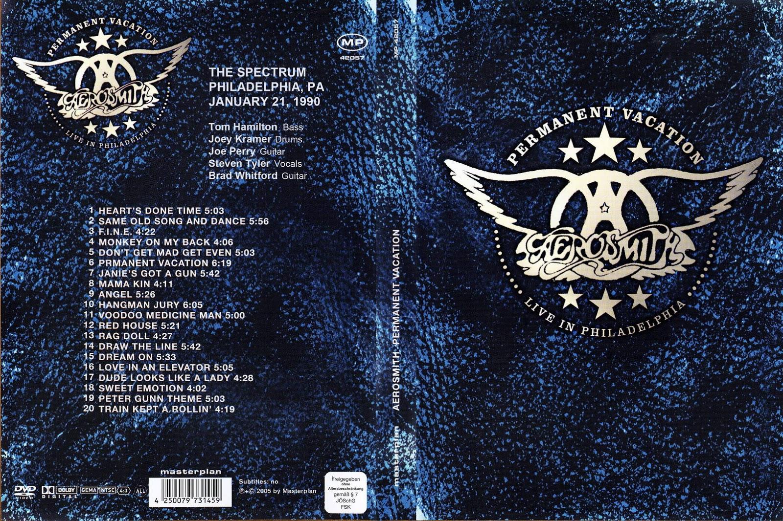 Plumdusty s page pink floyd 1975 06 12 spectrum theater philadelphia - Aerosmith 1990 01 21 Philadelphia Pa 2xdvdfull Pro Shot
