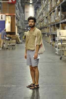 camisa-bermuda-shorts-hombre-pantalones cortos