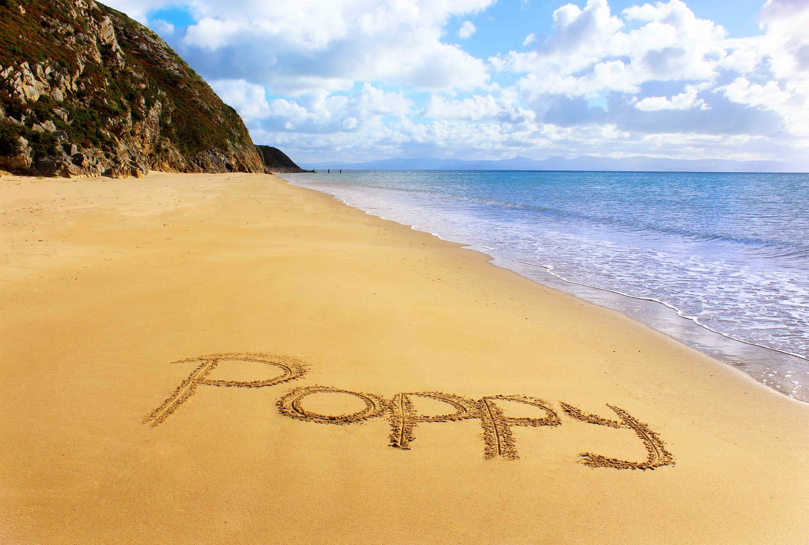 Sand Writing: Baby name remorse