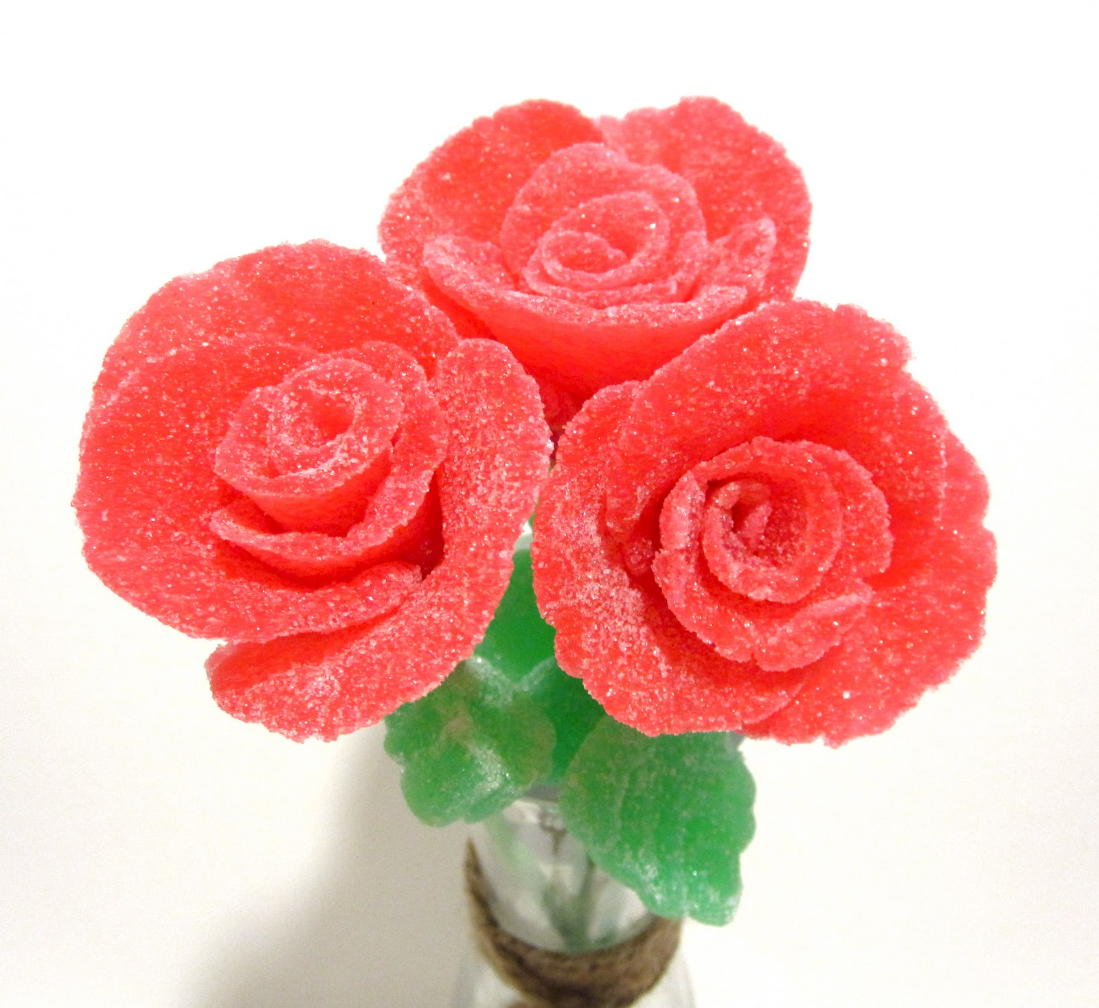 how to make a fondant rose bud by kara
