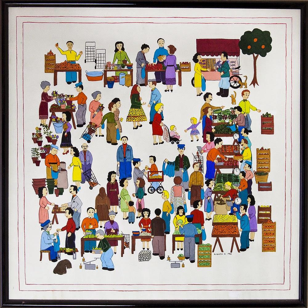 "<i>""Χρειάστηκε να γεράσω, για να μάθω να ζωγραφίζω σαν παιδί""</i> -<br><br> Joan Miro<br><br><br>"