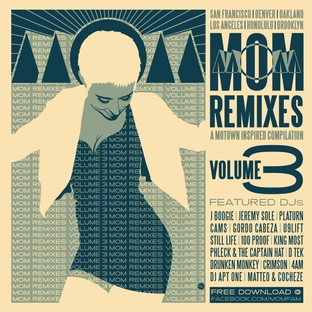 M.O.M. - Motown On Monday Remixes V3