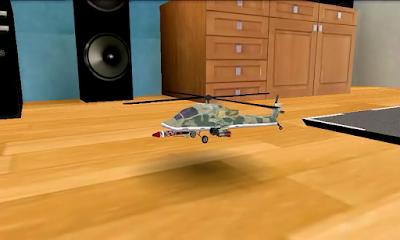 تحميل لعبة المحاكاة لطائرة الهليكوبتر للاندرويد مجاناً Helicopter 3D Flight Simulator APK 1.0