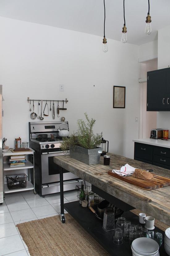 Industrial kitchen by Tarafirma