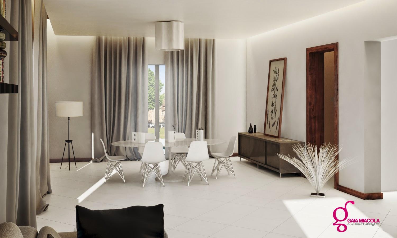 Modelli di tende per finestre moderno lino splicing tende - Tende coprenti per finestre ...