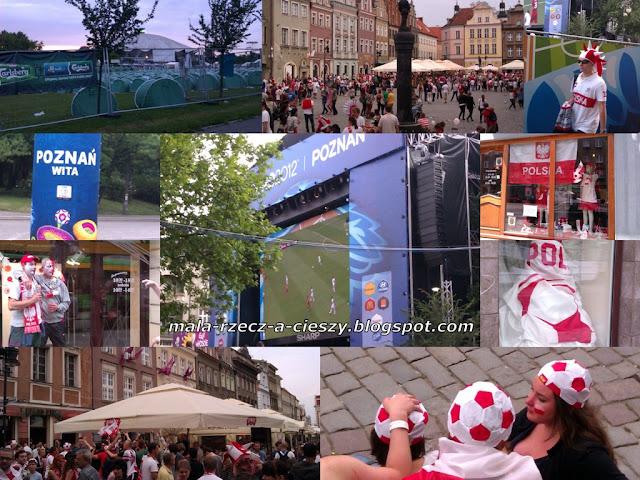 Euromania z Poznania  (cz. II - przed meczem z Rosją)