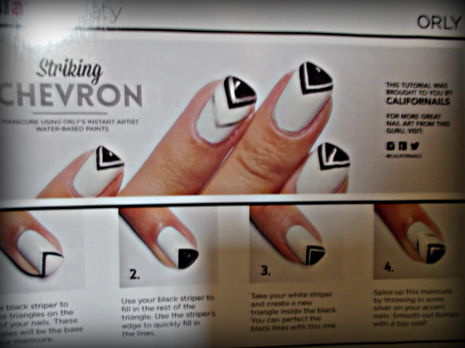 Nail Designs Step By Step Guide | Nail Art Designs