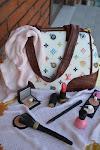 L'ultima mia creazione! La borsa LV