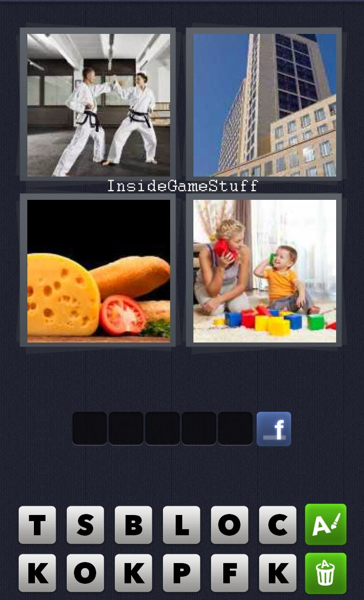 4 Pics 1 Word Answers 5 Letters And Starts With B Inside Game Stuff
