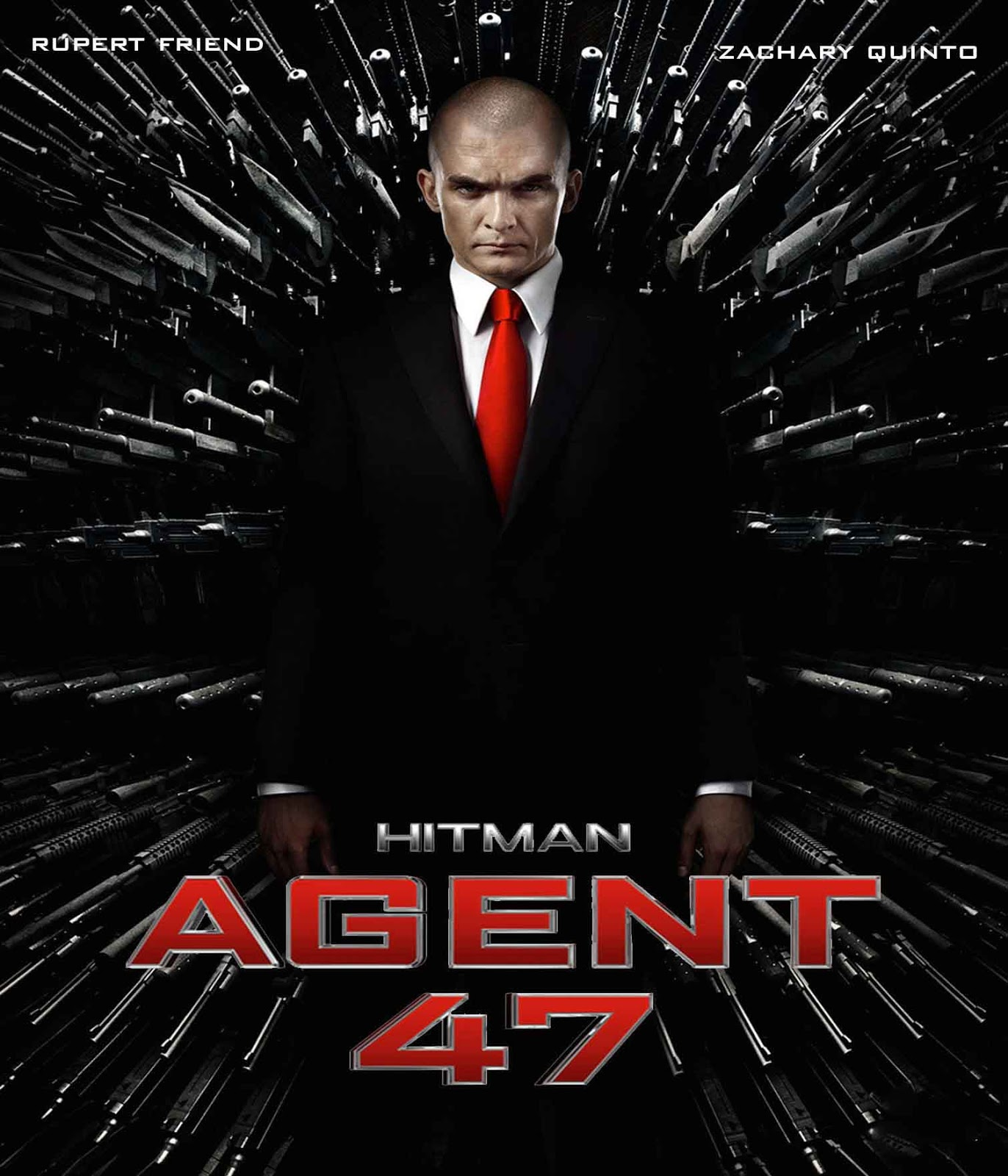 Hitman: Agente 47 Torrent - Blu-ray Rip 720p e 1080p Dual Áudio (2015)