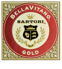 Sartori Cheese - Made in WI.