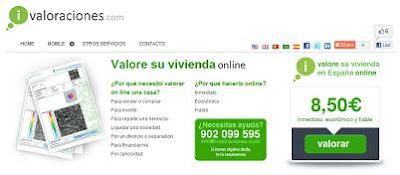 Valoración y tasación online de inmuebles con iValoraciones