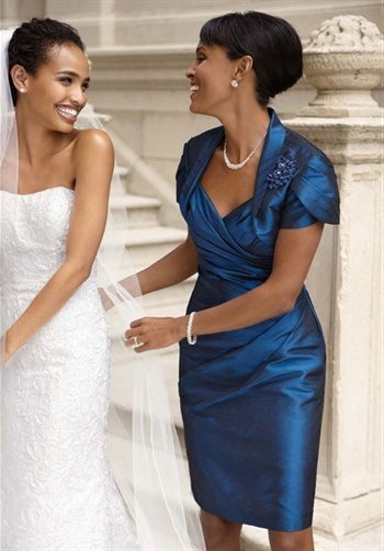 mother of the bride dress with matching jacket