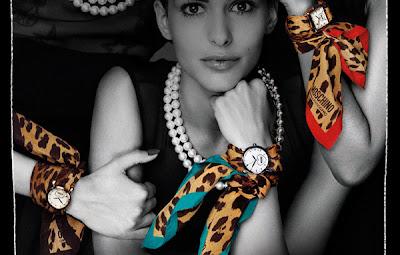 Orologi foulard Moschino
