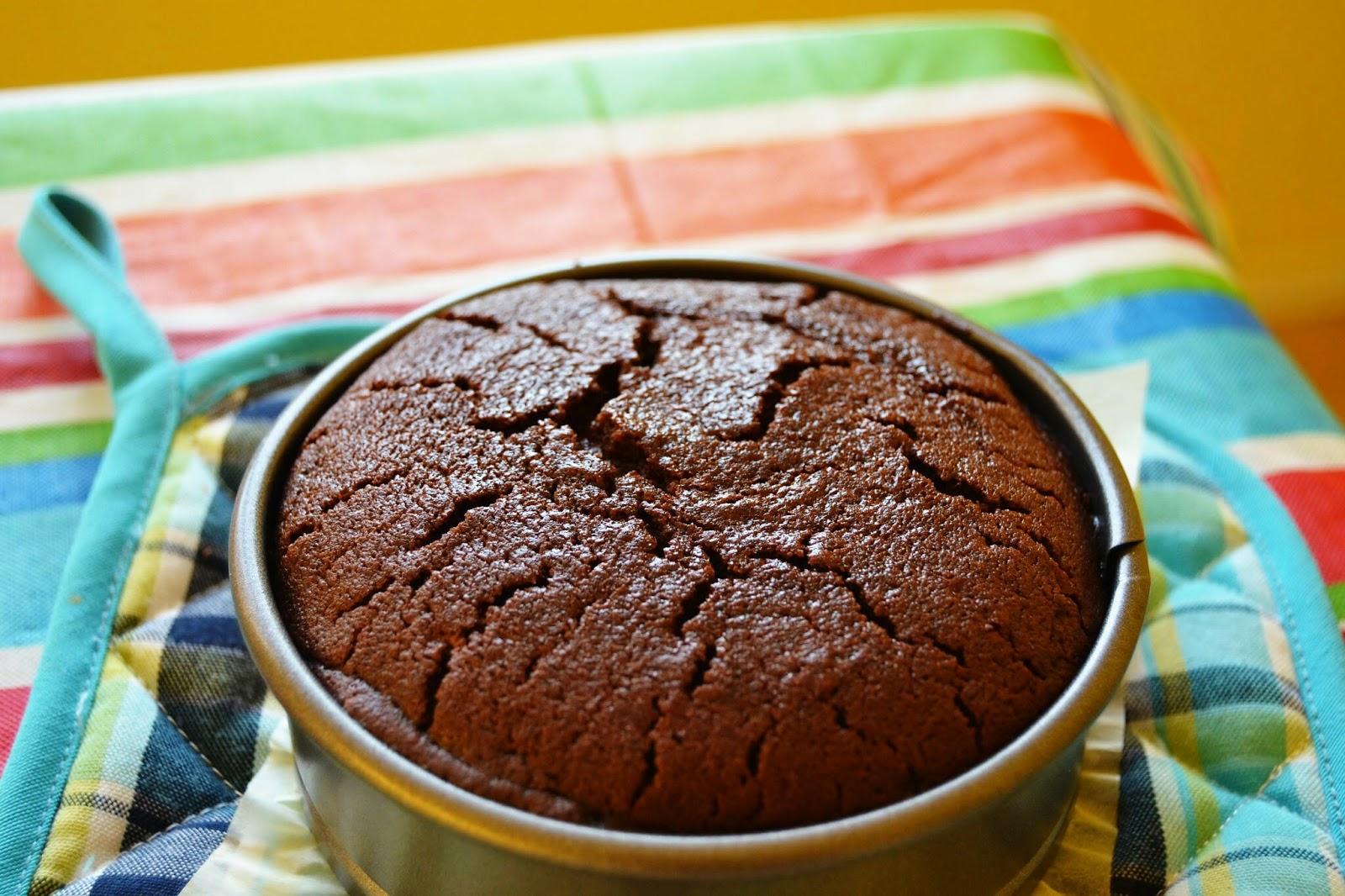 Mud Cake Batter Lumpy