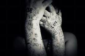 Tatuada ( Este é um dos meus 'escritos' preferidos!)