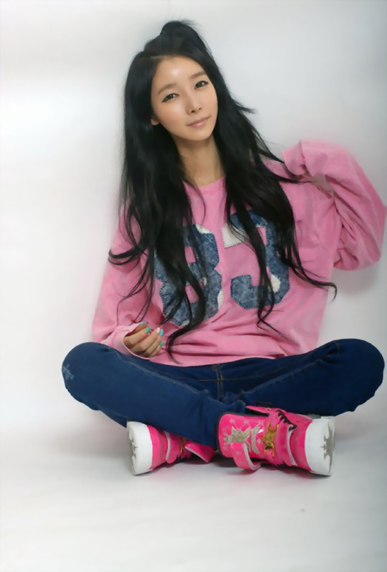 Lee So ah - Cute Ulzzang  Part II Ulzzang Lee So Ah