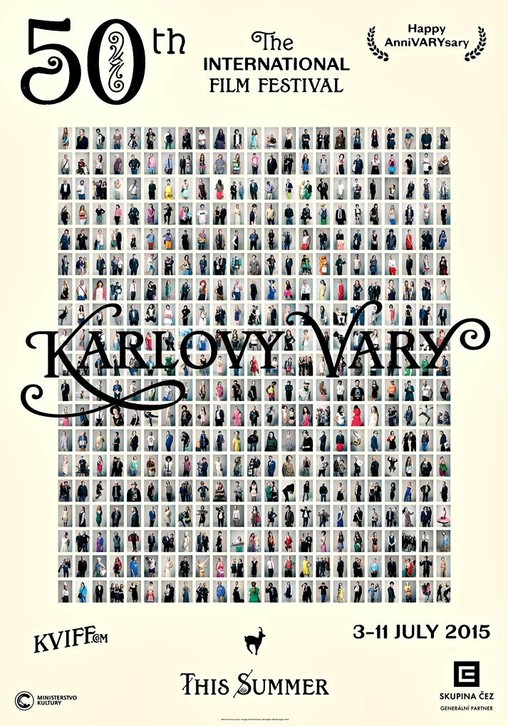 Karlovy Vary Film Festival póster