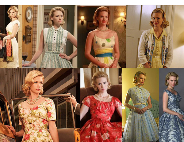 Betty Draper's style