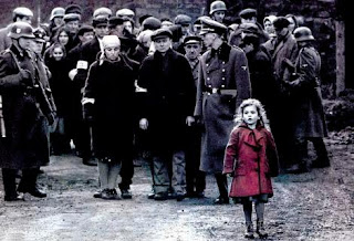 Fotograma de La lista de Schindler