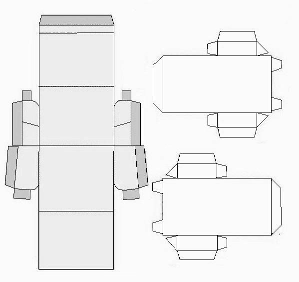 Preferência Meninice Aguda: Moldes de papel para imprimir, cortar, colar e criar. AI93
